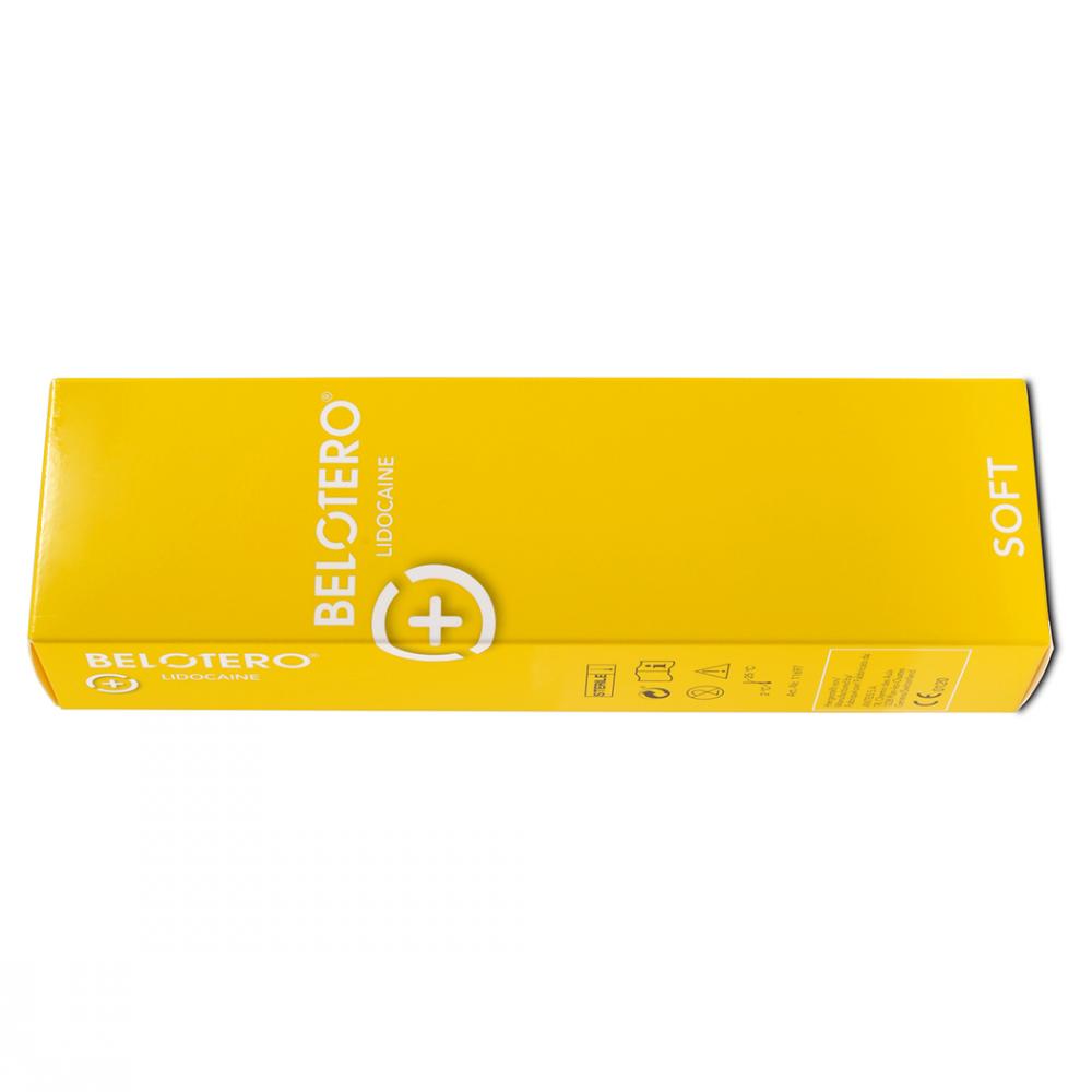 Belotero Soft with Lidocaine 1ml