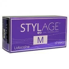 Stylage M Lidocaine 2x1ml