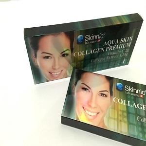 Aqua Skin Collagen Premium Vit C Collagen Extract