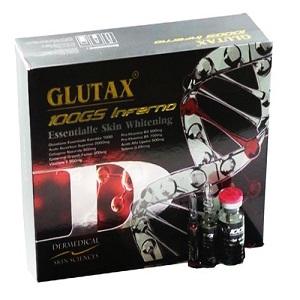 GLUTAX 100GS Inferno Essentialle Skin Whitening