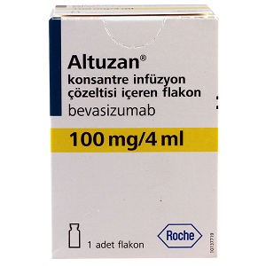 Altuzan (Avastin ) 100 MG 4 ML