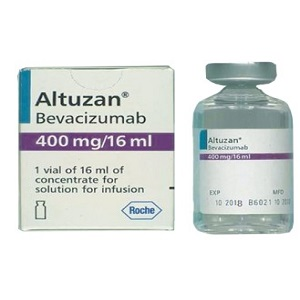 Altuzan (Avastin) 400 MG 16 ML