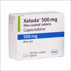 Xeloda 500 Mg Tablet